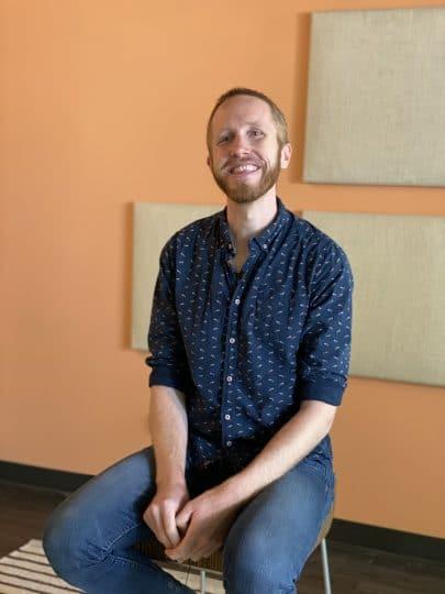 Portrait of Jake Deome of Looking Homeward