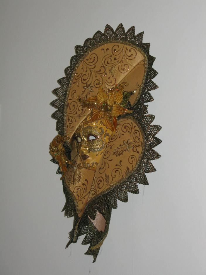 Venetian mask from Venice
