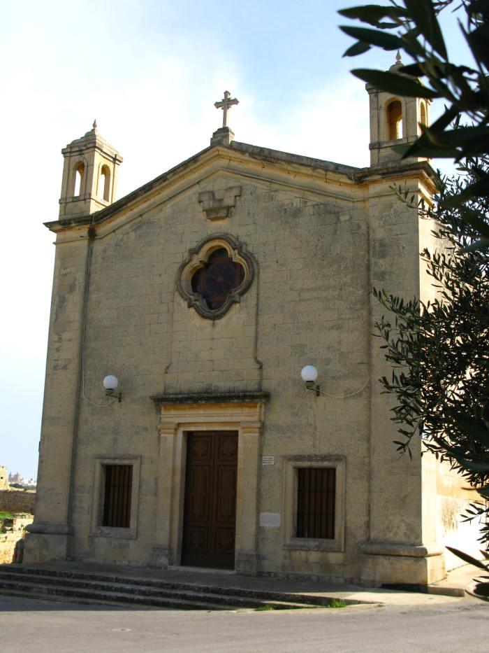 San Mattew's church