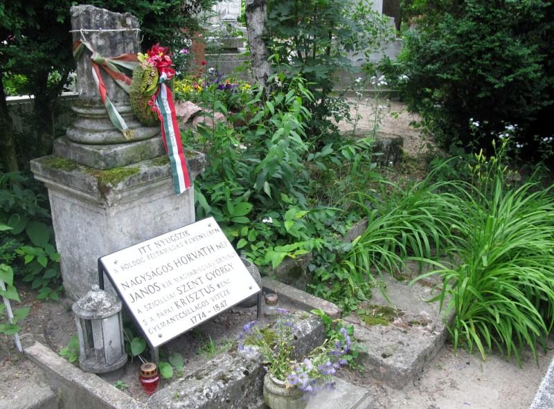 Ráckeve Cemetery Johnny Valiant
