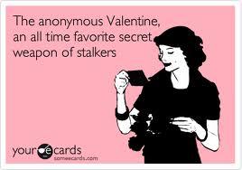 anonymous valentine