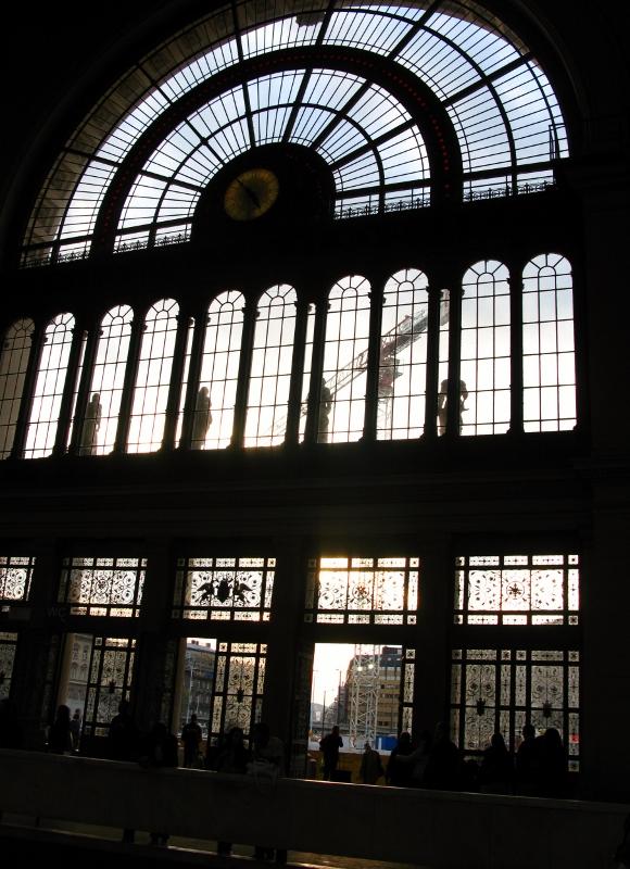 Keleti station