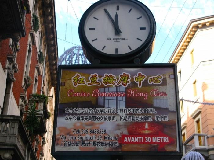 Chinatown, Milan