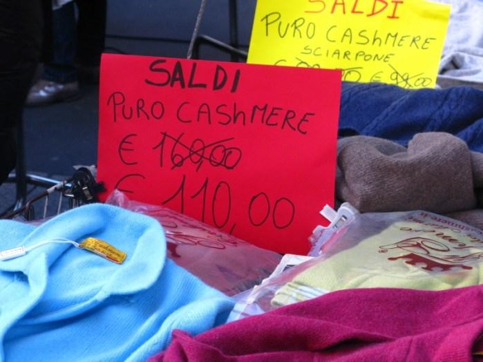 Milanese markets