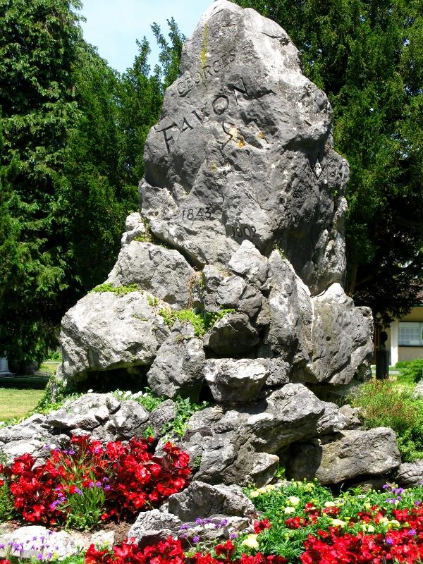 Cimetière des Rois or Cimetière de Plainpalais Geneva Switzerland