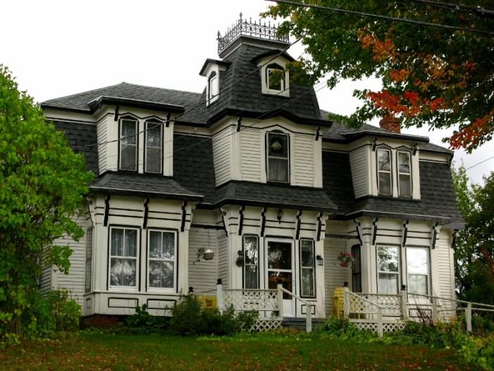 Cape Breton houses