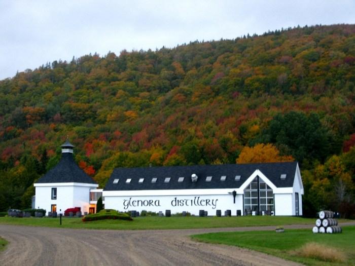 Glenora Distillery Cape Breton