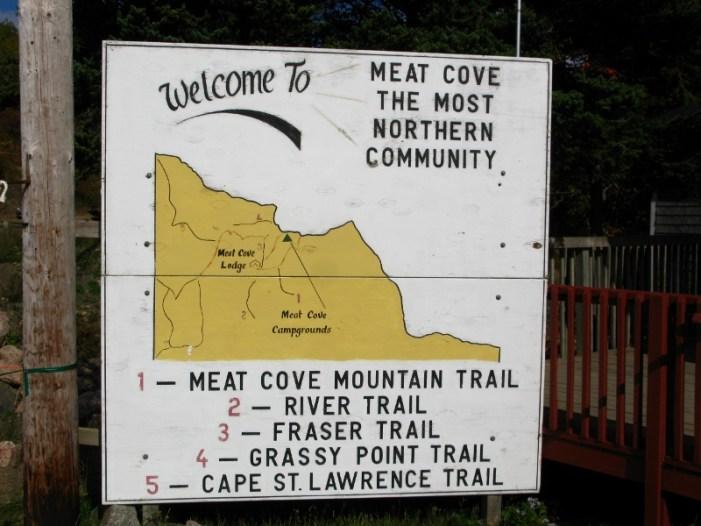 Meat Cove Cape Breton