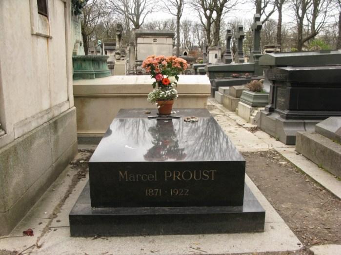 Père Lachaise Cemetery Paris France