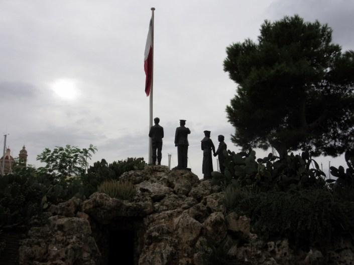 Birgu monument