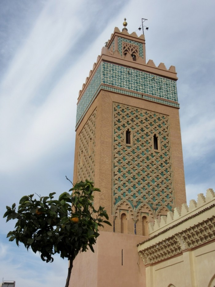 Kasbah Mosque Marrakesh