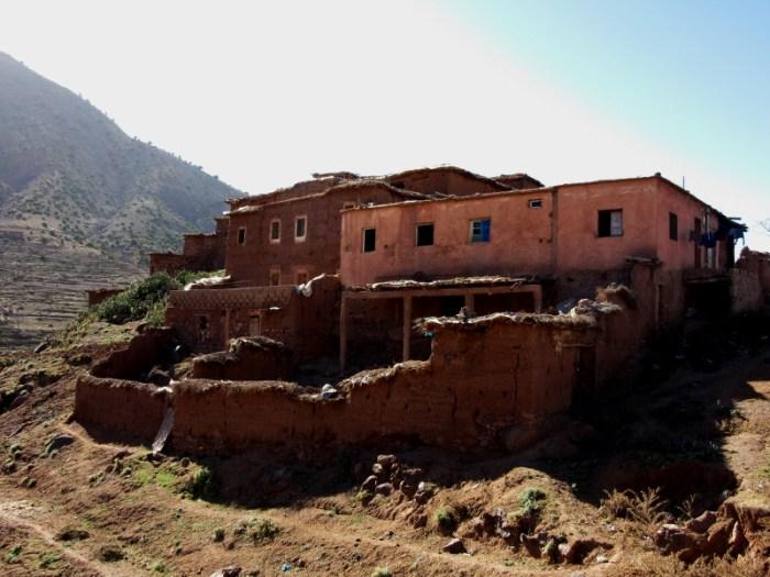 berber home high atlas