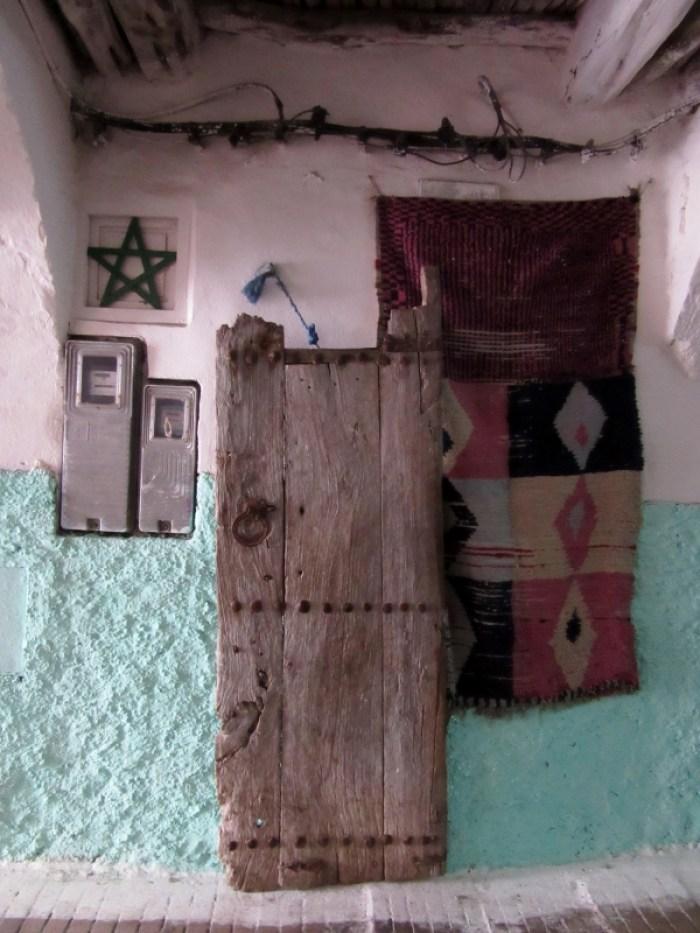 Essaouira doors