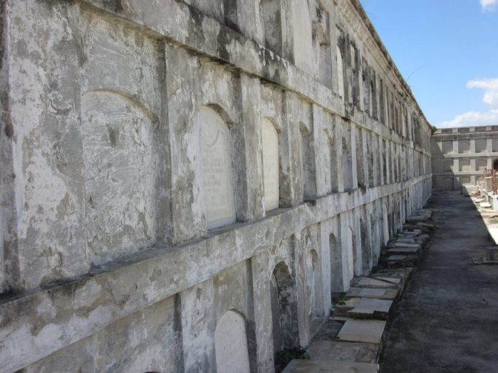Cementerio de la Reina Cienfuegos Cuba