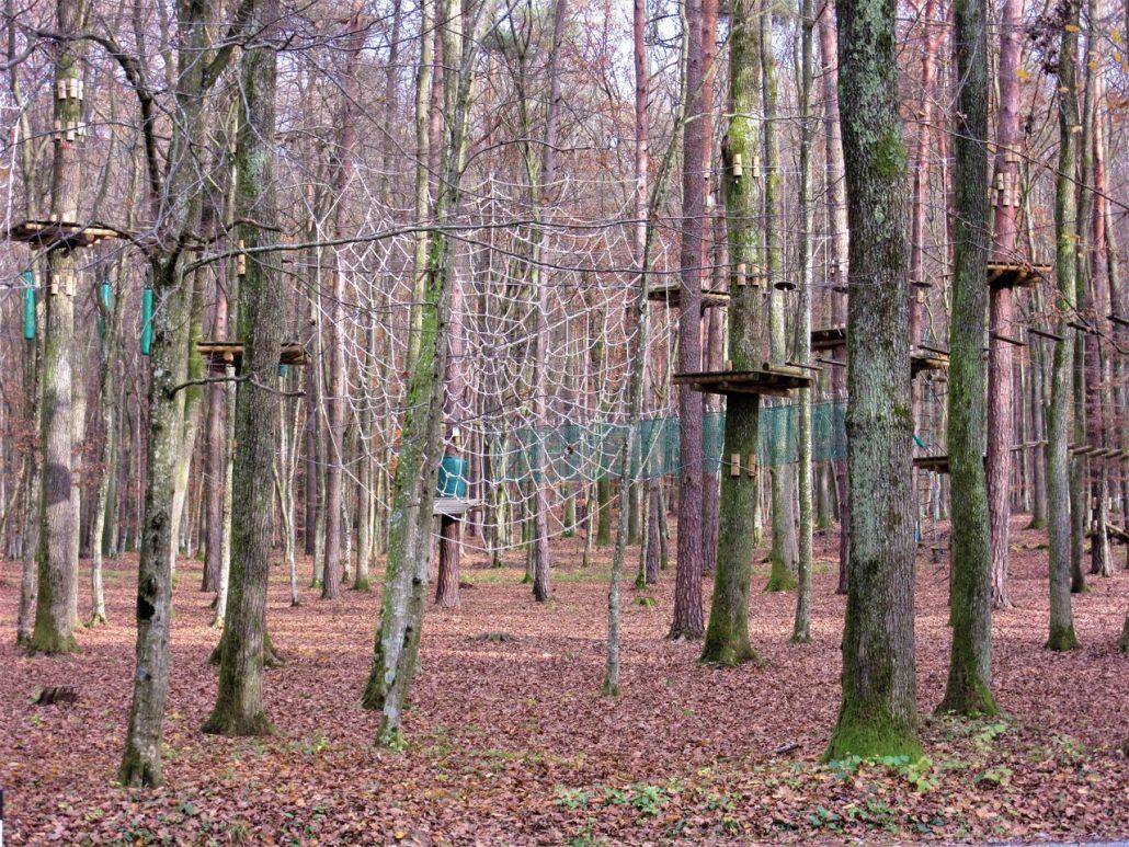 Adrenaline park Dobrovnik Slovenia