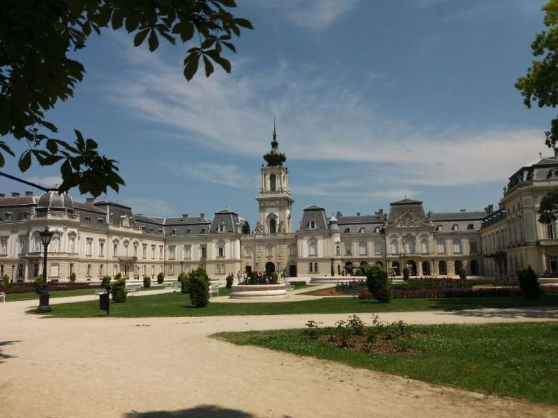 Festetics Palace Hungary
