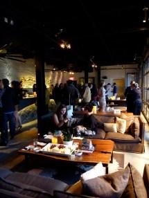 Stratus Lounge Unpaid Gourmet