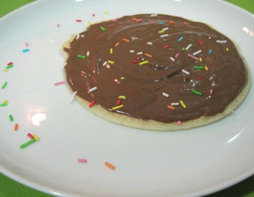 Crepes con chocolate