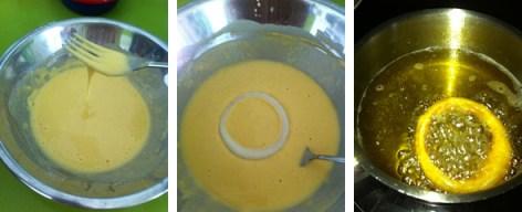 Rebozado aros de cebolla