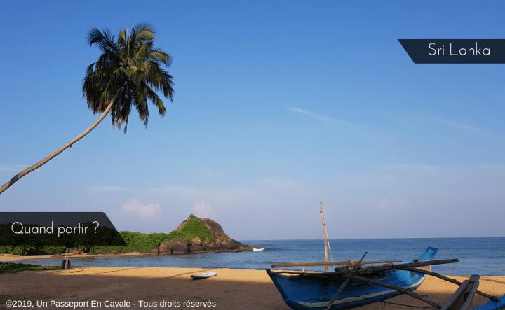 Quand partir au Sri Lanka ?