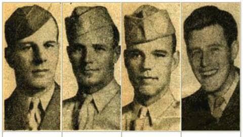 Portrait des frères Niland, qui ont inspiré le scénario du film Il faut sauver le soldat Ryan. Deux meurent à moins de 10 km et 24 h d'intervalle dans le Cotentin. Un autre passe un an en détention dans un camp japonais en Birmanie et est présumé mort jusqu'à sa réapparition à la fin de la guerre. Le dernier, parachuté avec la 101e à quelques kilomètres de ses frères est retiré du front et renvoyé aux États-Unis.