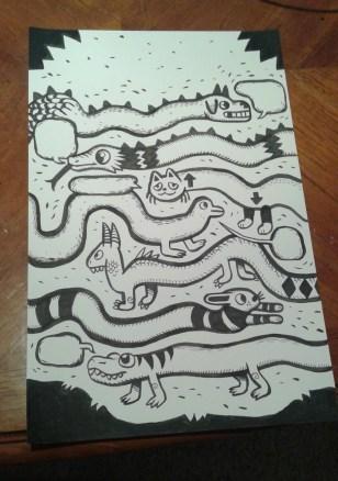 Final inks