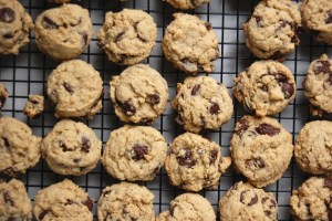 The Ultimate Dark Chocolate Chip Cookies