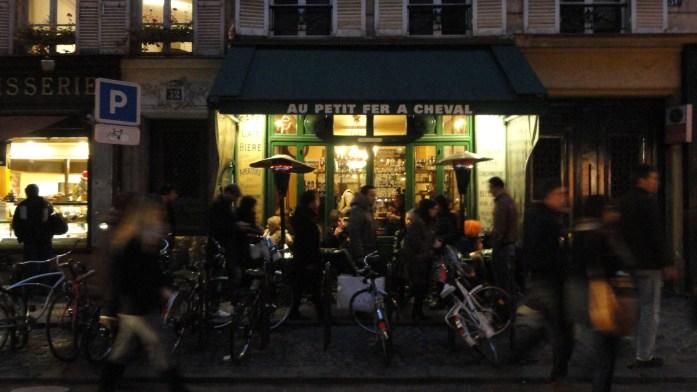 Au petit Fer à Cheval, Rue Vieille du Temple