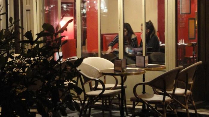 Café rue de Trésor