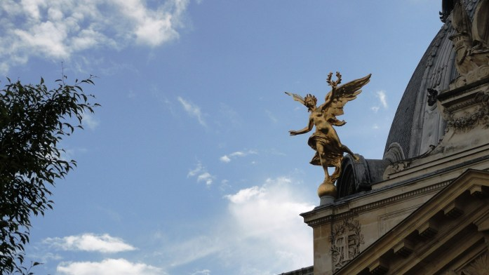 Jardin du Petit Palais - Statue