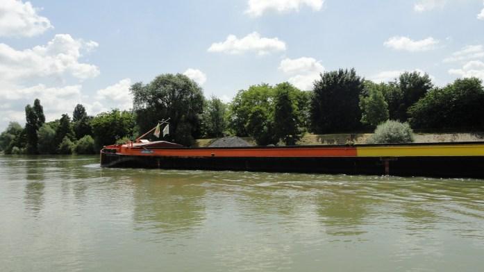 La Marne - Péniche