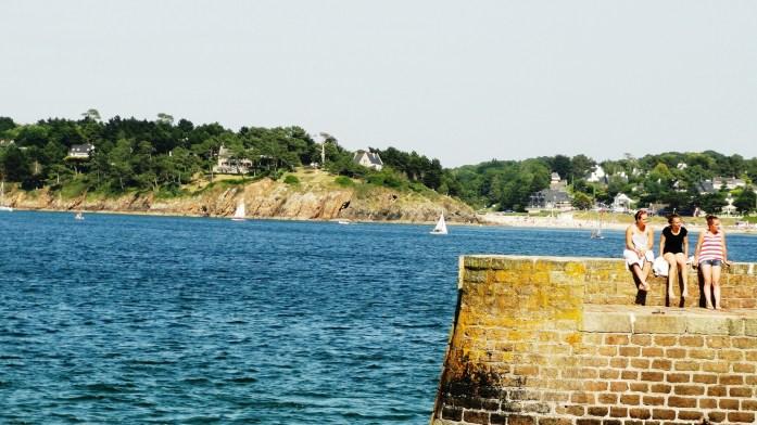 Port Manech - L'Aven et le Belon