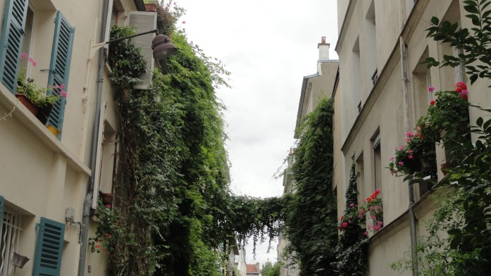 Rue des Thermopyles, Paris 14e