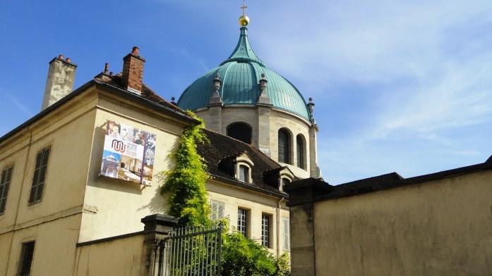 Dijon - Couvent des Bernadines