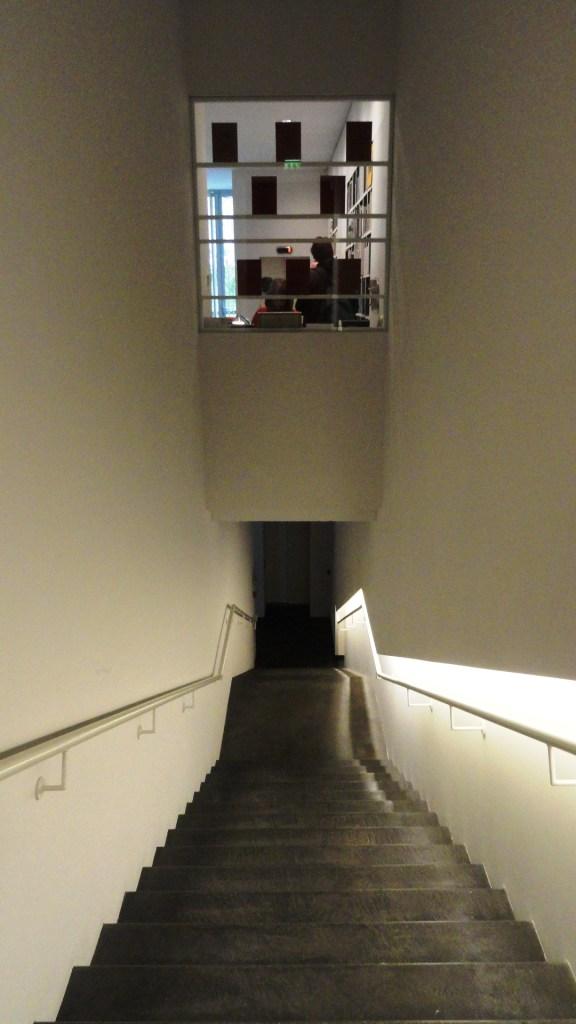 Le BAL - Escaliers