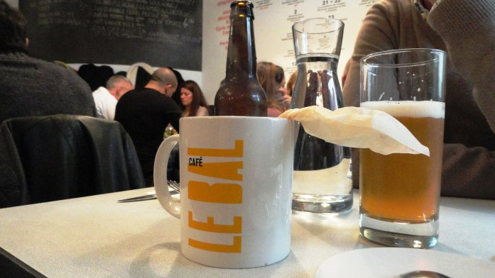 Le BAL Café - Mug