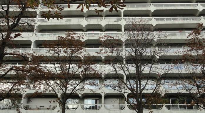 Avenue Henri Martin, Paris 16e - Façade