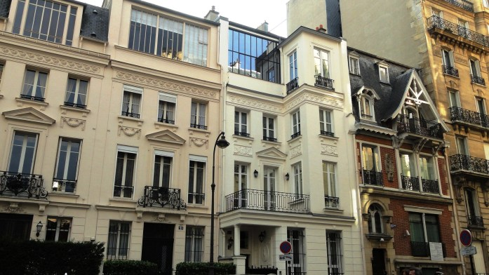 Rue Dufrenoy, Paris 16e