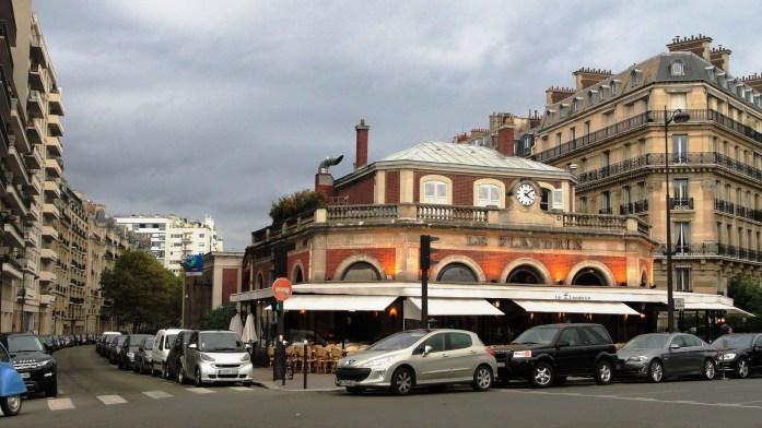 Avenue Henri Martin, Paris 16e - Ancienne gare de la Petite Ceinture