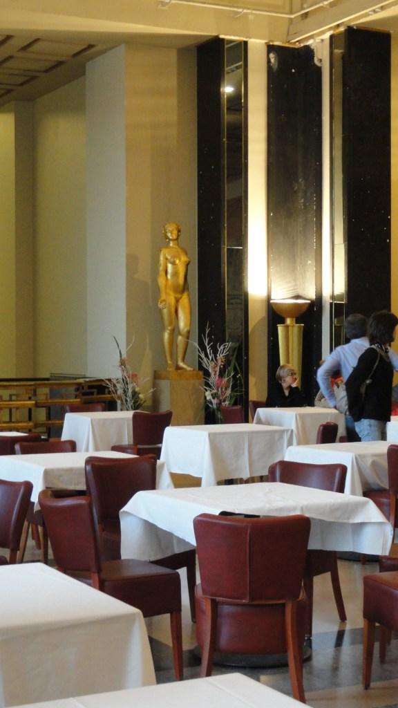Théâtre de Chaillot - Art Déco - Foyer