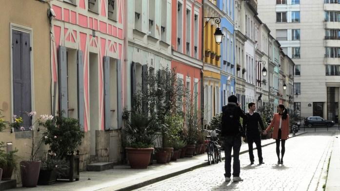 Rue Crémieux, Paris 12e