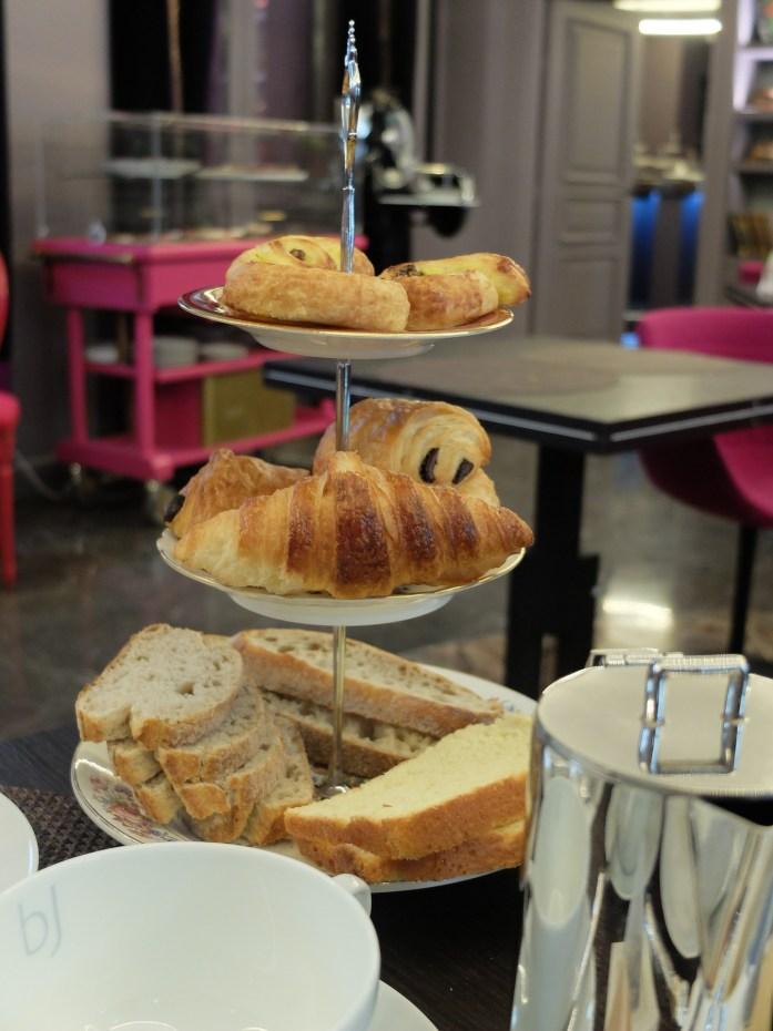 Hôtel Belle Juliette, Paris 6e - Petit déjeuner