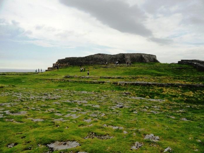 Iles d'Aran, Inishmore - Dun Aengus