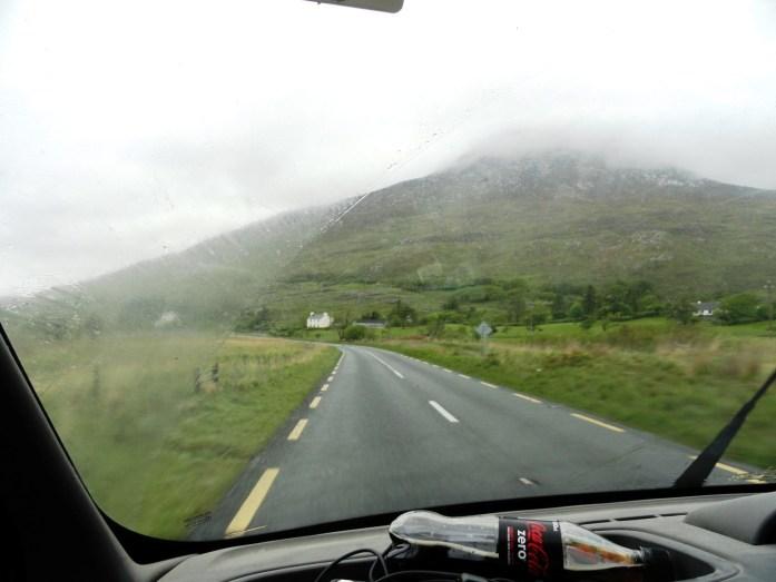 Sur les routes du Connemara