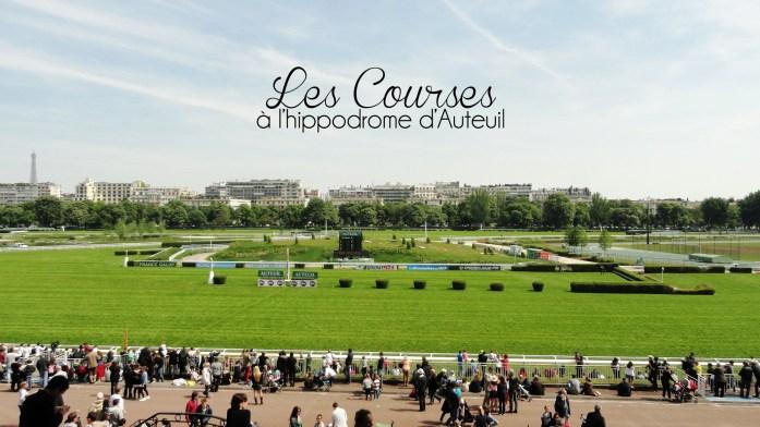 Courses hippiques - Hippodrome d'Auteuil