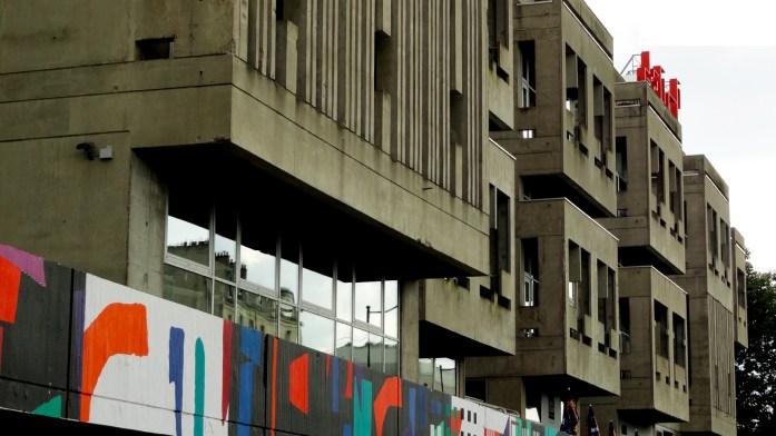 Canal de l'Ourcq - Pantin - Centre National de la Danse