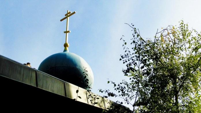 Eglise Saint-Seraphin-de-Sarov, Paris 15e - 91 rue Lecourbe