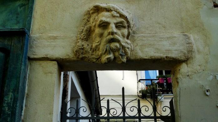 Villa de l'Ermitage, Paris 20e