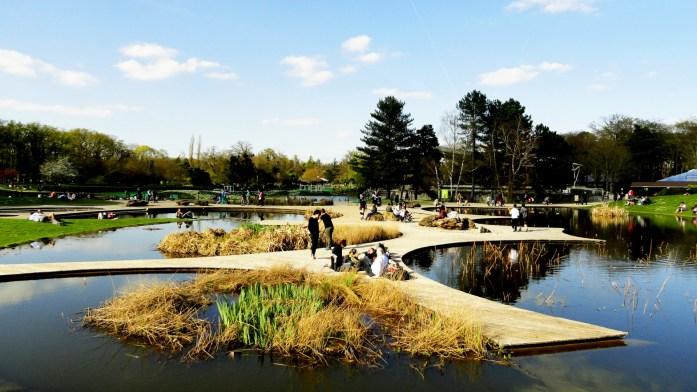 L'absence - Le Parc Floral (12e)