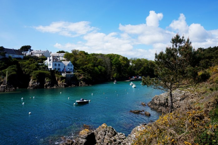 Vacances dans le Finistère Sud - Port de Brigneau